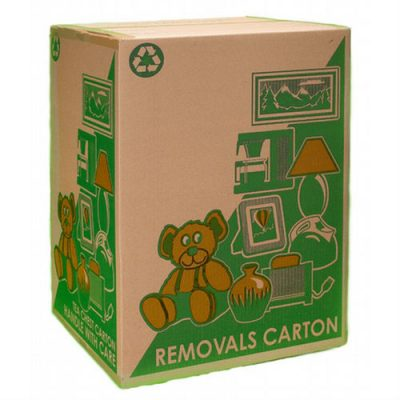 Tea Chest Carton
