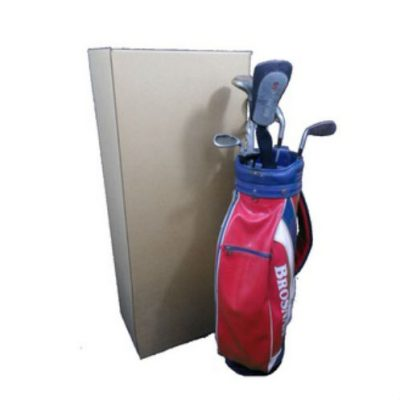 Golf Box to transport golf clubs