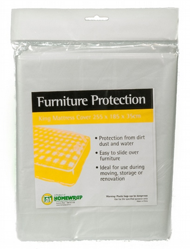 King Mattress Protection Cover