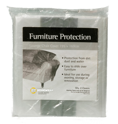 Lounge Chair Protection Covers