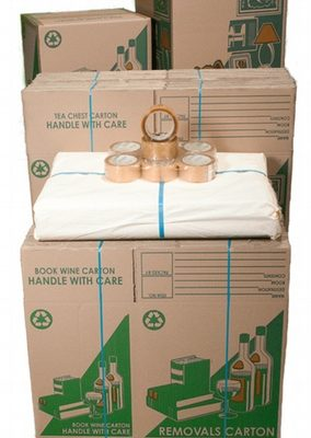 Office Moving Pack - packing supplies