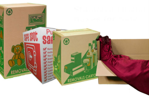 packing supplies boxes online