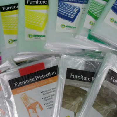 Furniture Protection Plastic Covers