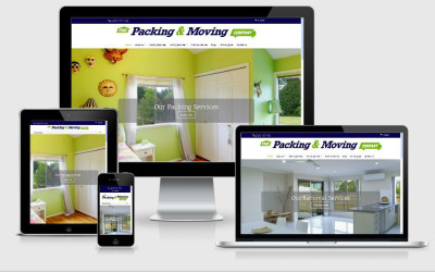 Website Launched for The Packing and Moving Company