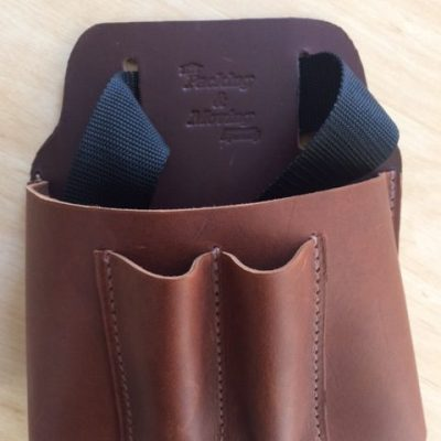 Hand Made Leather Packing Pouch