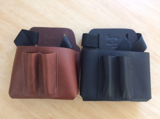 Black and Brown PackingPouches