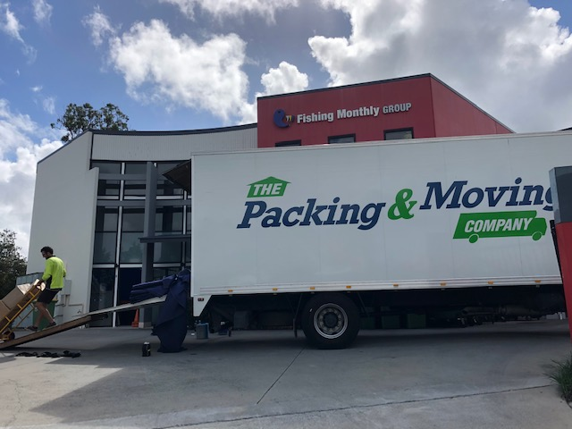 Office Moves by The Packing and Moving Company